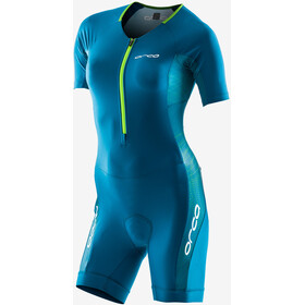 ORCA Core Aero Race Suit Damen aquamarine